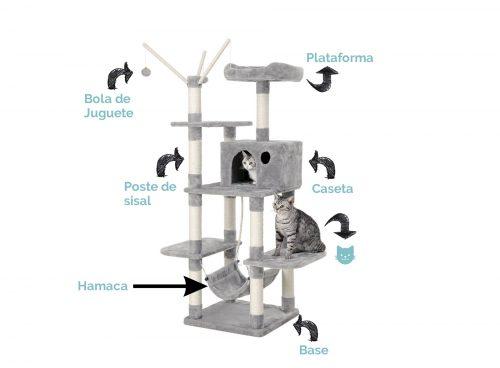 mejor rascador de gatos 2020