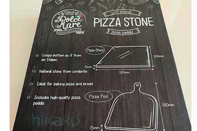 mejor piedra de pizza